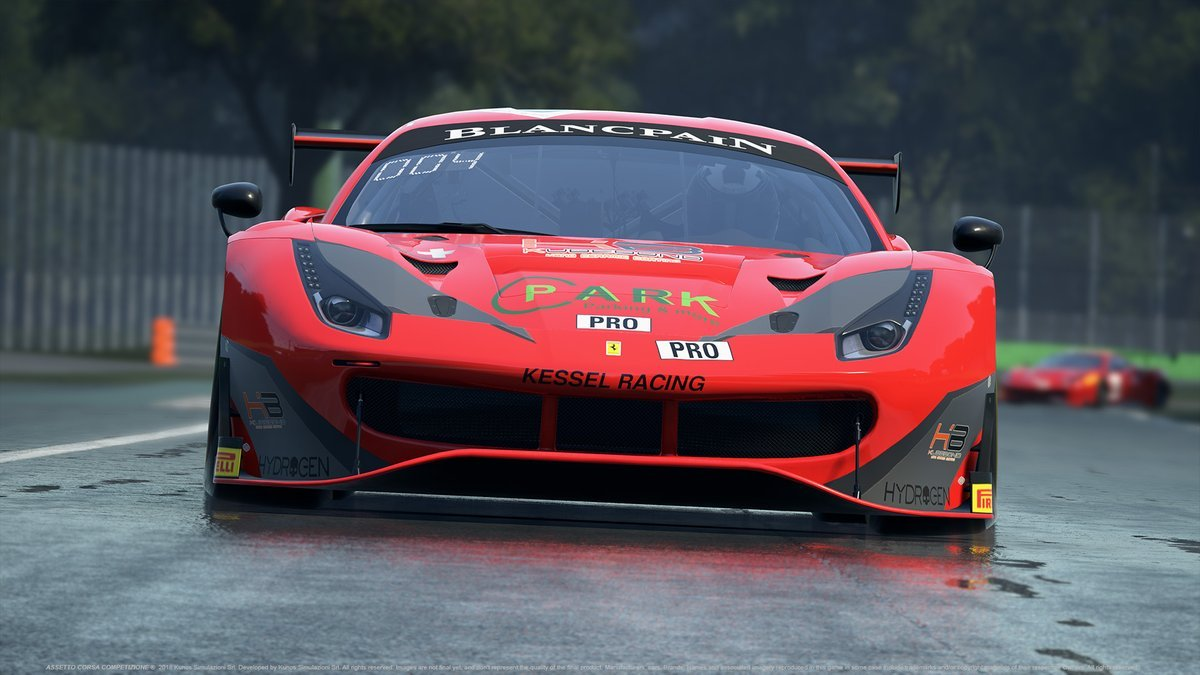 Assetto Corsa Competizione April preview 13