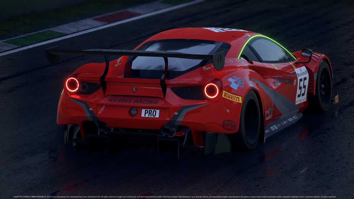 Assetto Corsa Competizione April preview 14