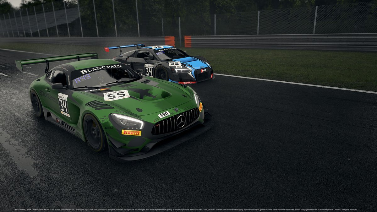 Assetto Corsa Competizione April preview 4