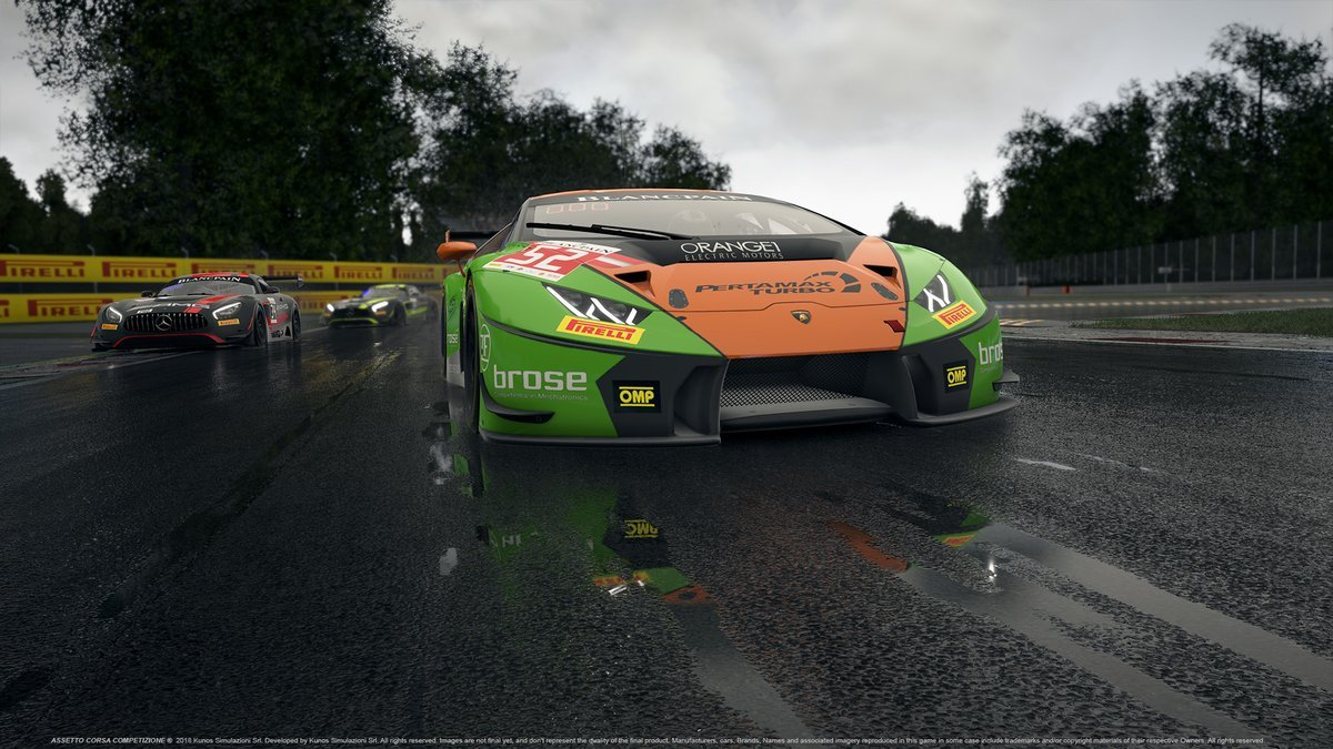 Assetto Corsa Competizione April preview 5