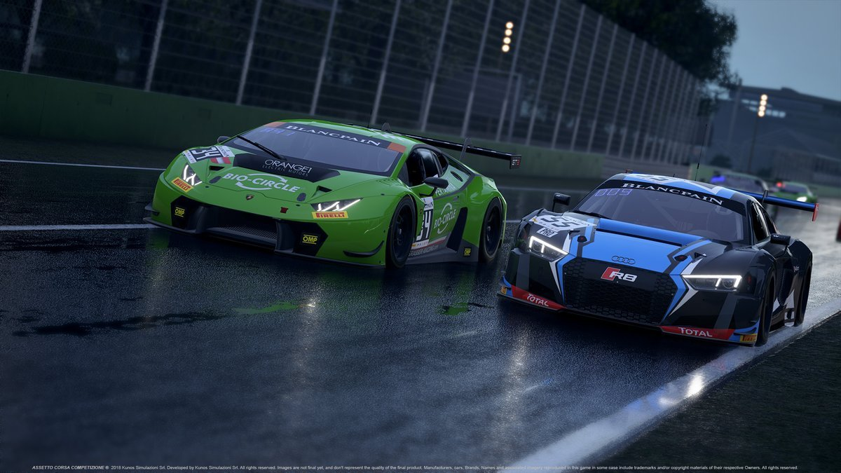 Assetto Corsa Competizione April preview 8