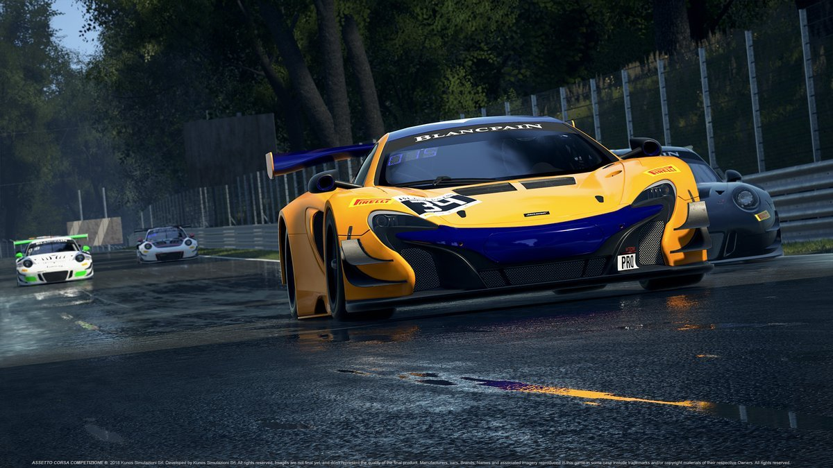 Assetto Corsa Competizione April preview 9