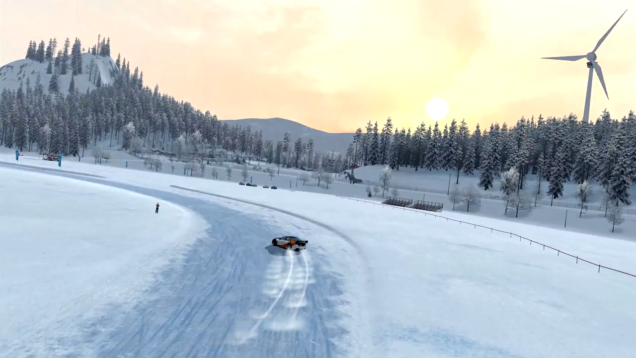 Automobilista Buskerud Ice drift