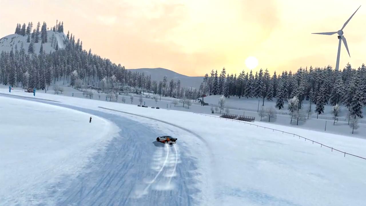 Automobilista Buskerud Ice drift