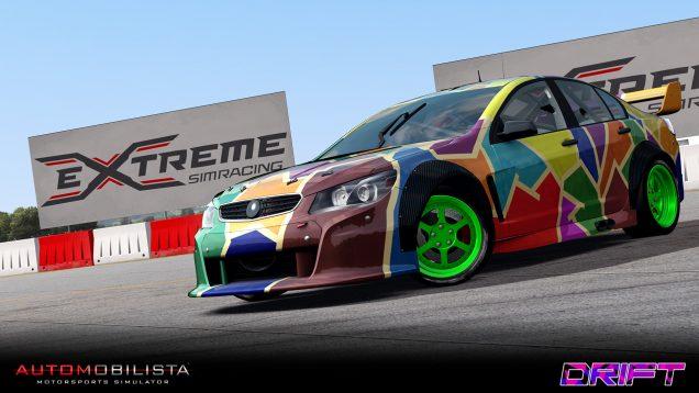 Automobilista Drift Series screenshot