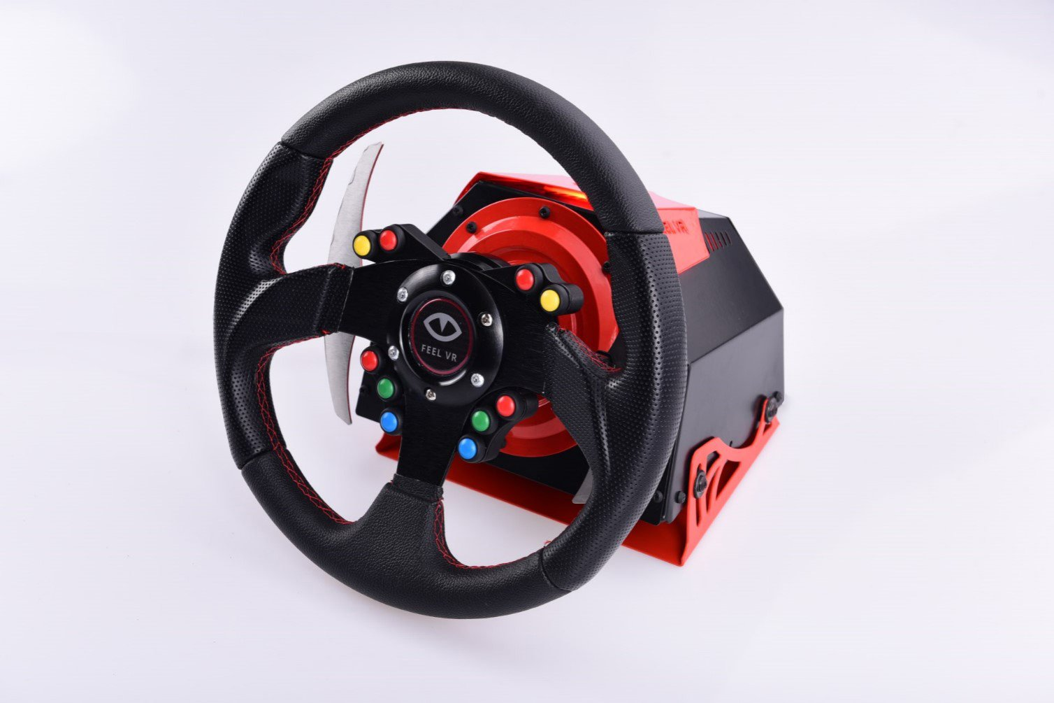 FeelVR GT wheel and base