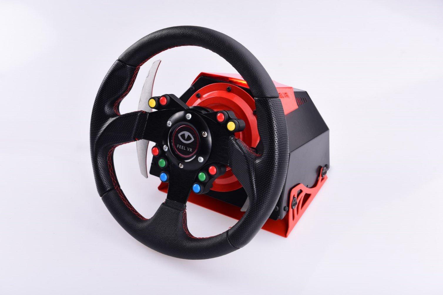 FeelVR GT wheel and base