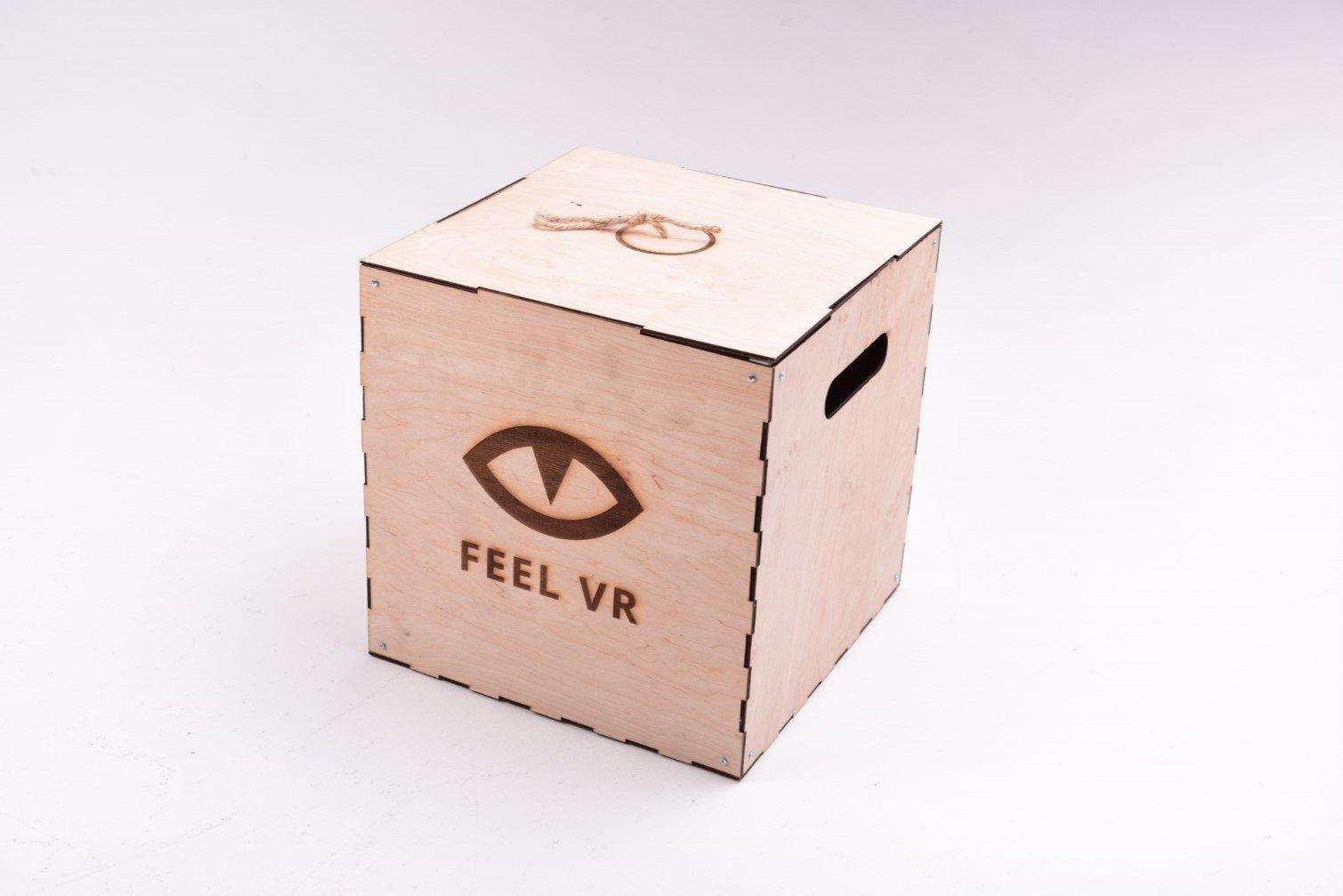 FeelVR packaging