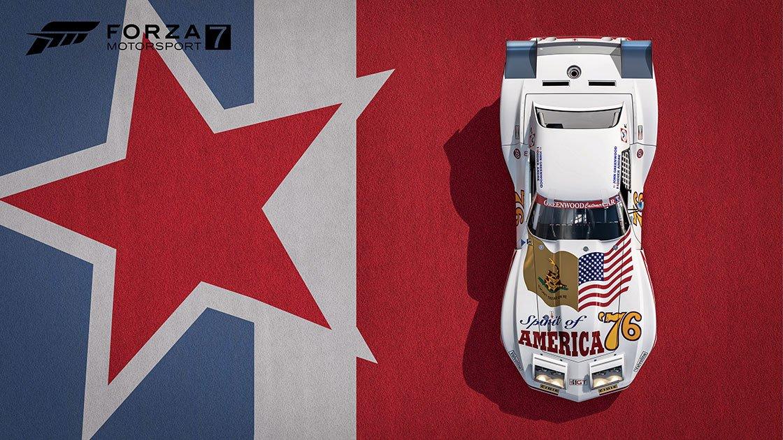 Forza Motorsport 7 K1 Speed Car Pack Chevrolet Corvette
