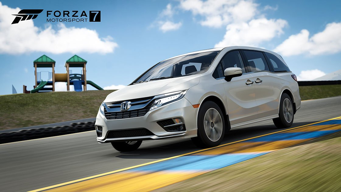 Forza Motorsport 7 K1 Speed Car Pack Honda Odyssey
