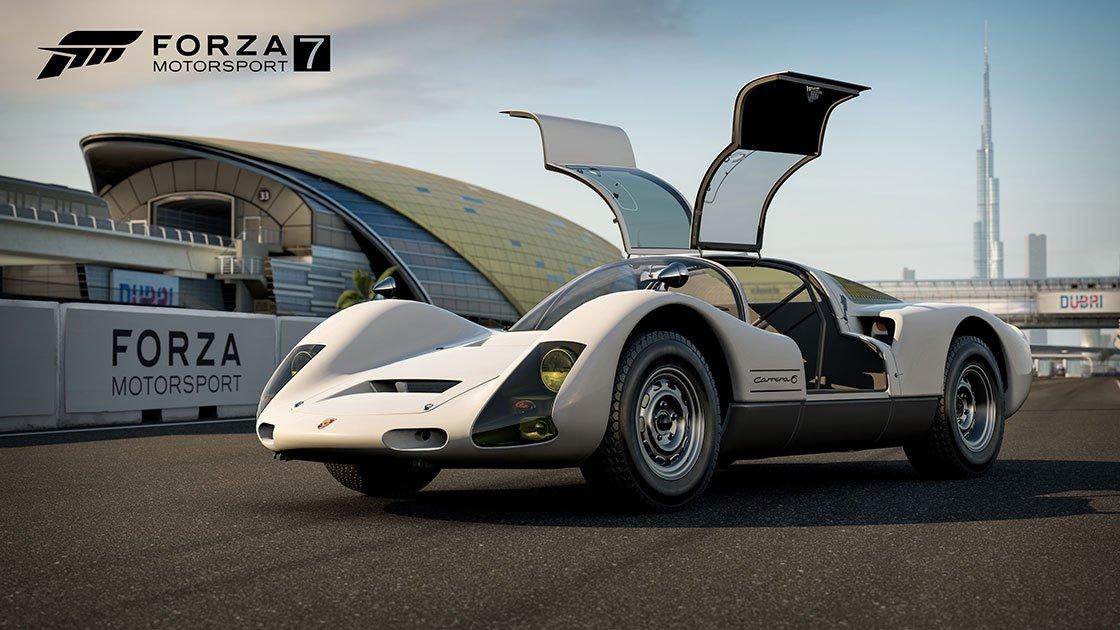 Forza Motorsport 7 K1 Speed Car Pack Porsche 906 Carrera 6