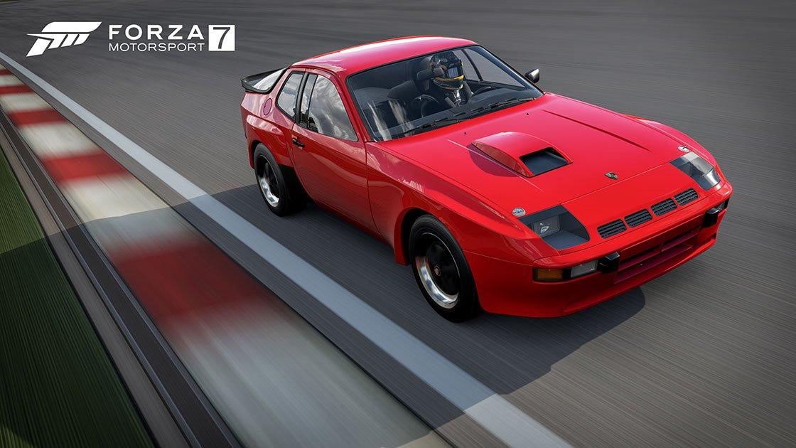 Forza Motorsport 7 K1 Speed Car Pack Porsche 924 Carrera GTS