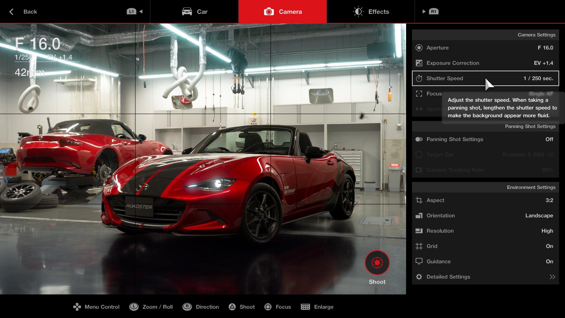 Gran Turismo Sport April update Brands Central car selection