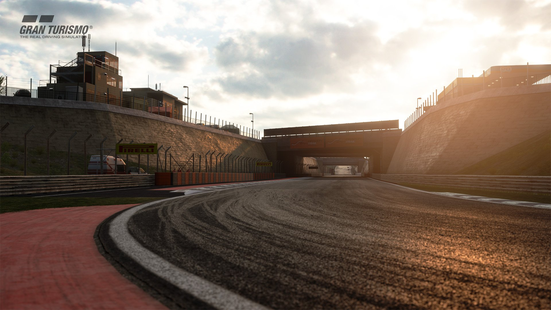 Gran Turismo Sport April update Dragon Trail Gardens 4