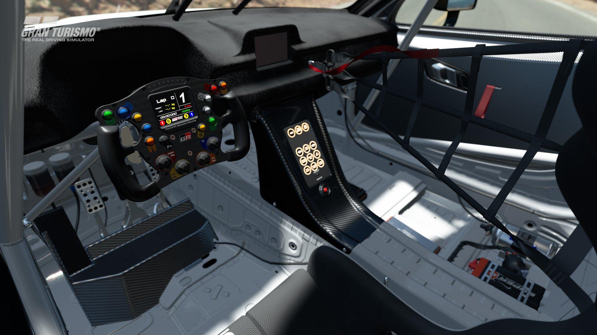 Gran Turismo Sport April update Toyota GR Supra Racing Concept 4