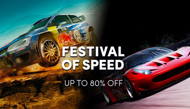 Humble Bundle Festival of Speed Sale