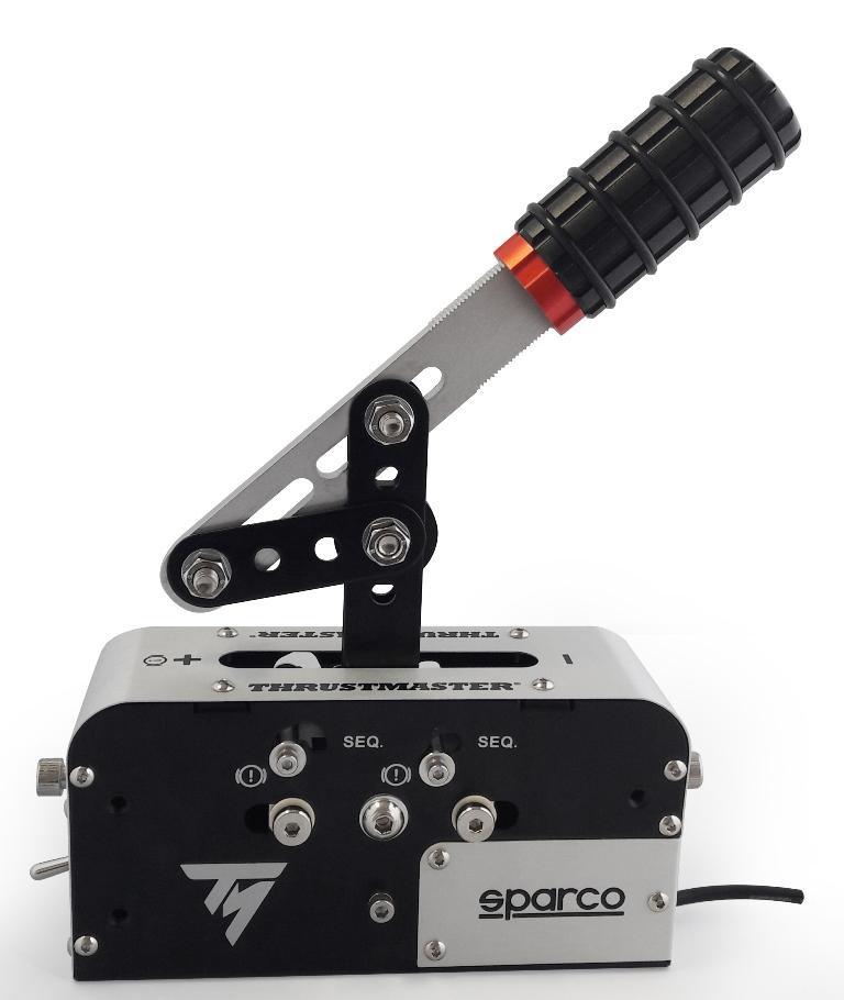 Thrustmaster TSS Handbrake Sparco Mod 6