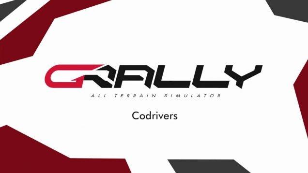 gRally co-drivers