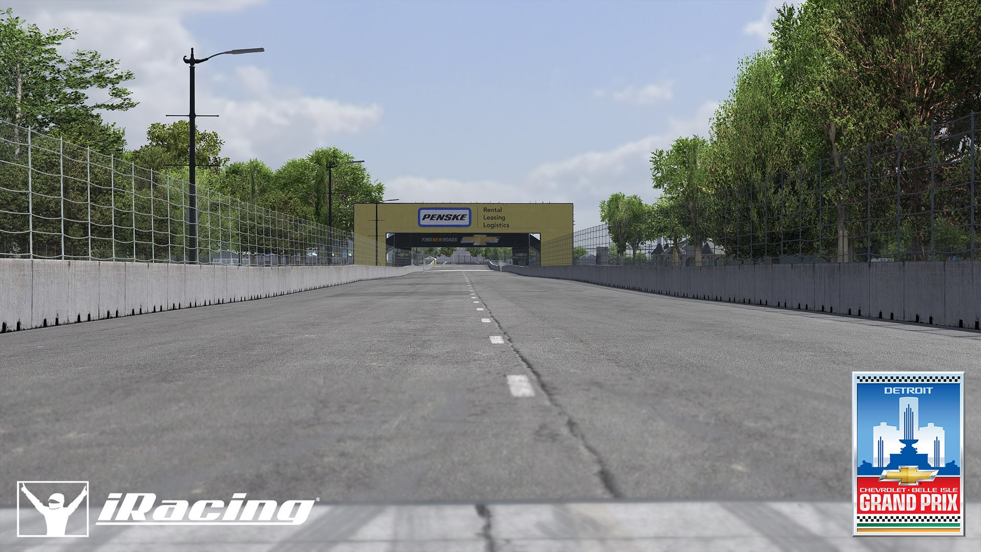 iRacing Belle Isle Circuit preview 1