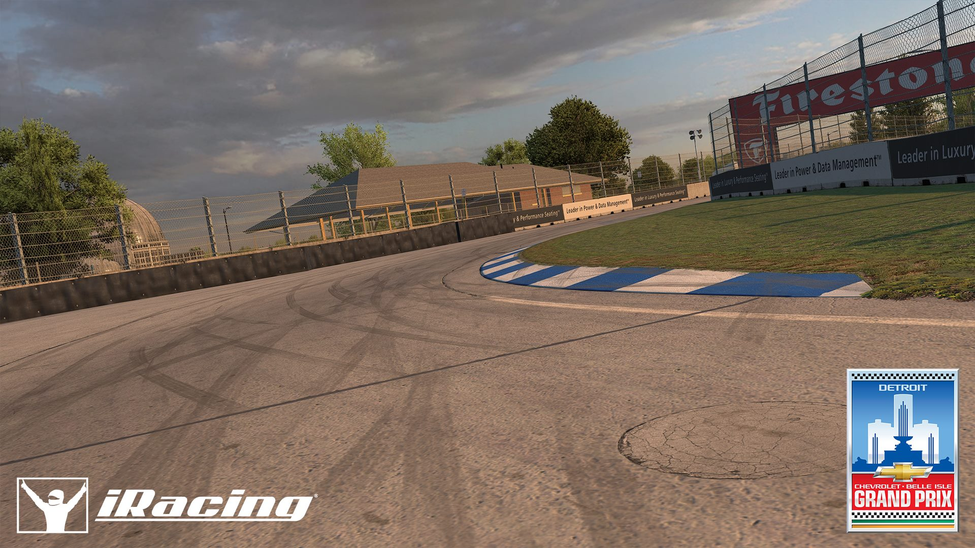 iRacing Belle Isle Circuit preview 2