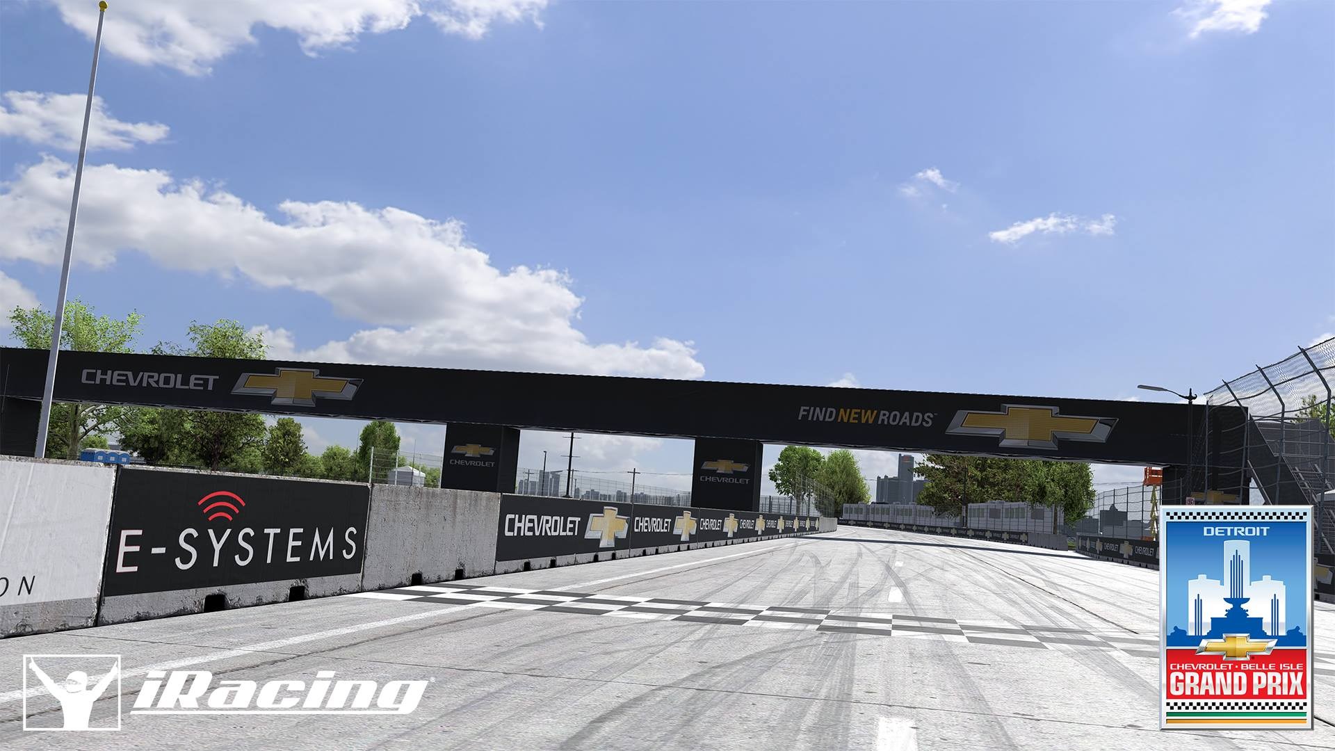 iRacing Belle Isle Circuit preview 4