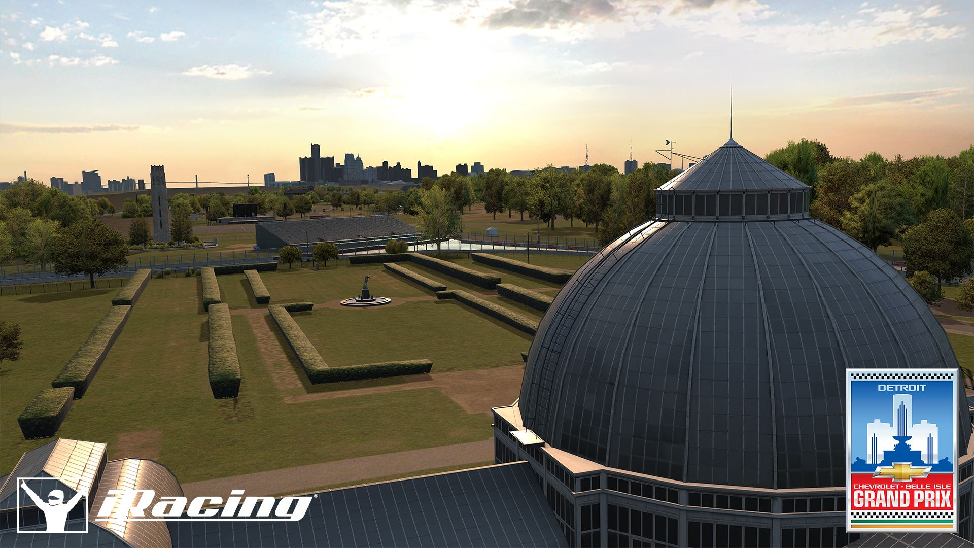 iRacing Belle Isle Circuit preview 5