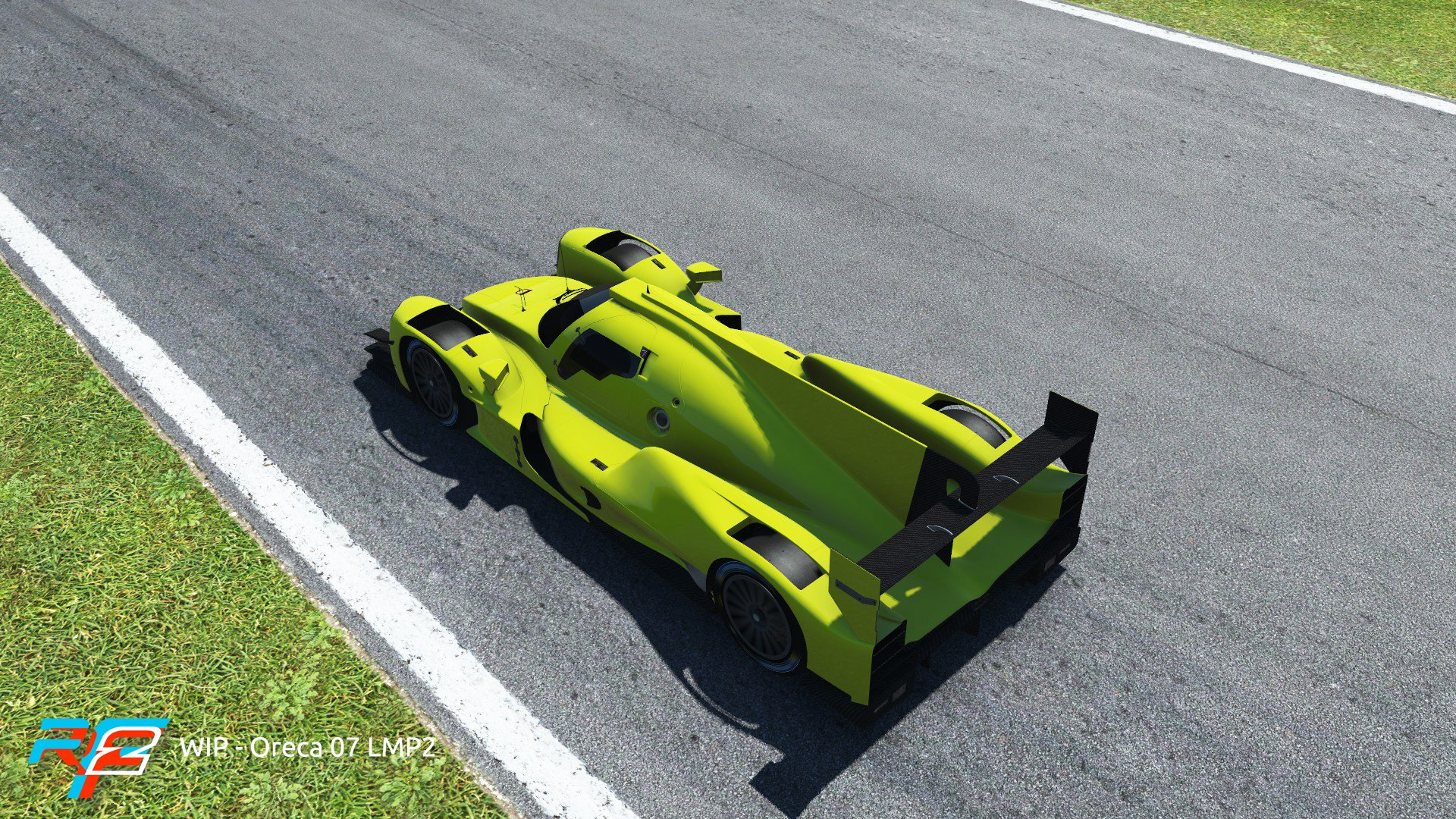rFactor 2 March rodmap Oreca 07 LMP2 preview 1