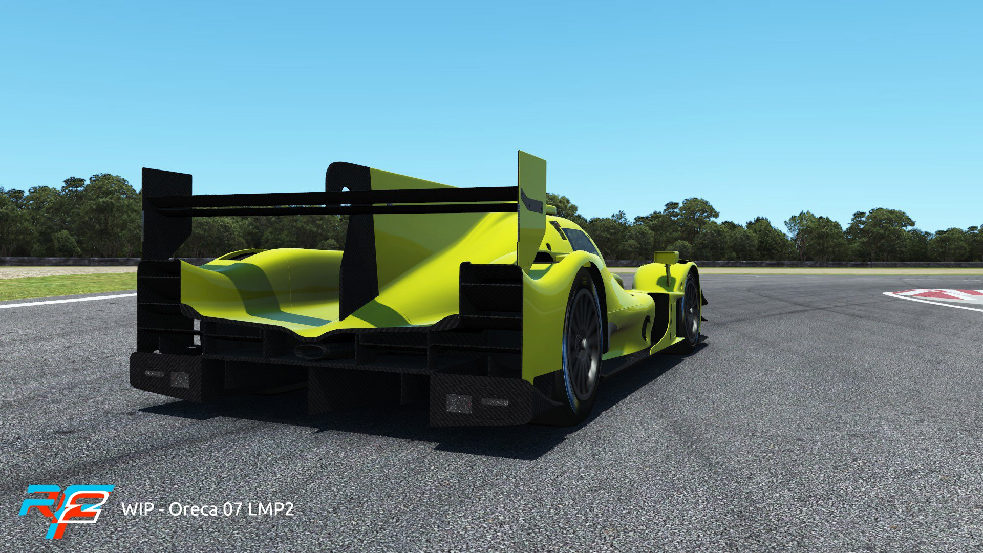 rFactor 2 March rodmap Oreca 07 LMP2 preview 2