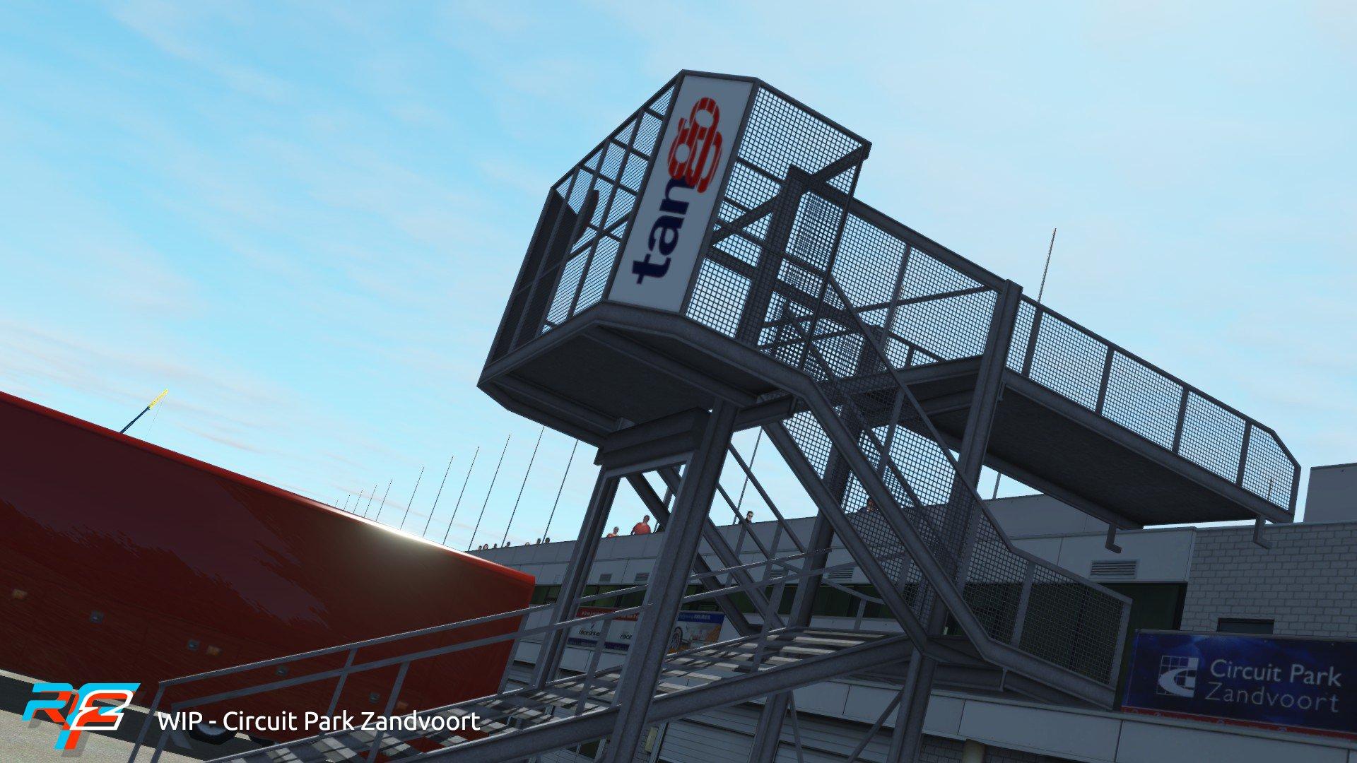 rFactor 2 March rodmap Zandvoort preview 3