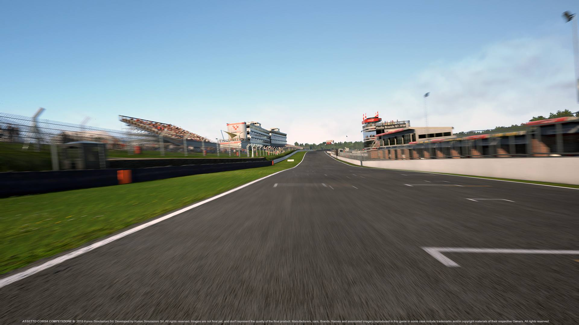 Assetto Corsa Competizione Brands Hatch Remastered May Preview 11