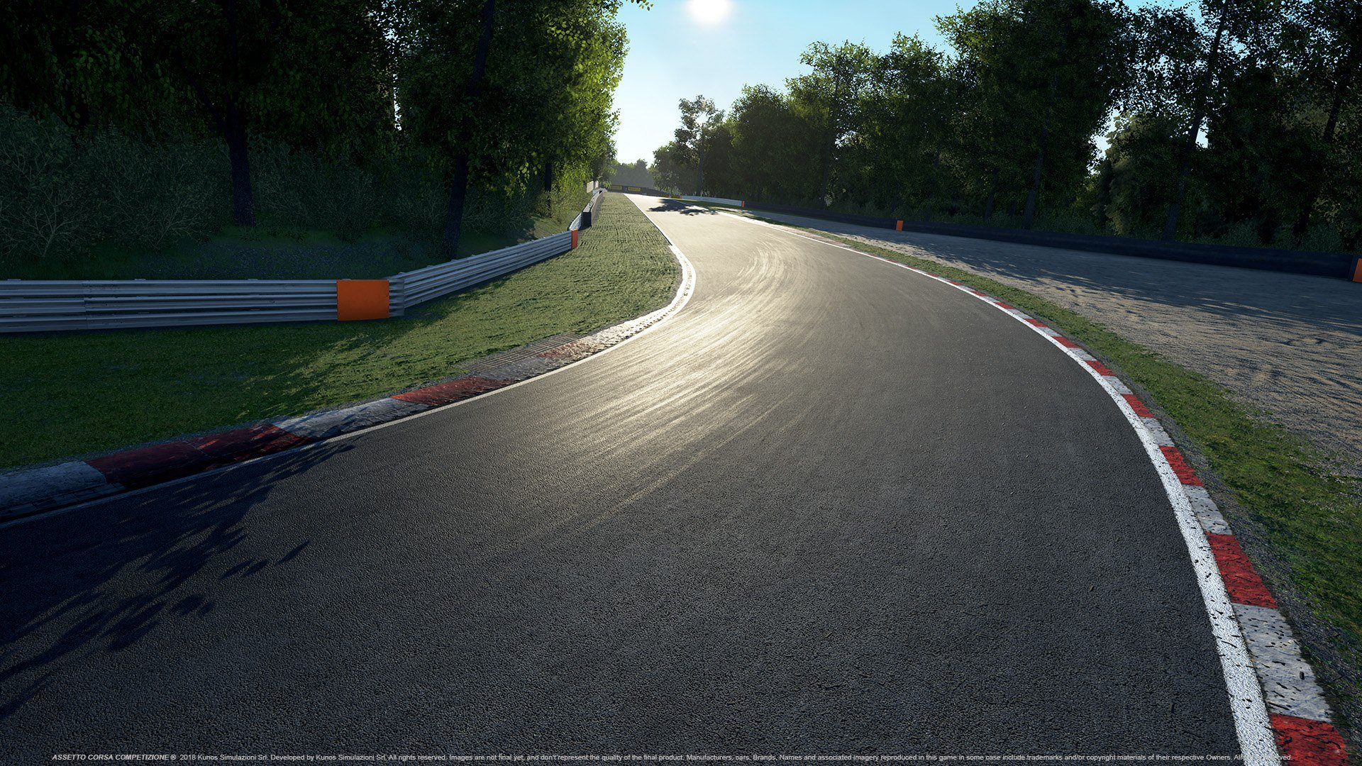 Assetto Corsa Competizione Brands Hatch Remastered May Preview 2