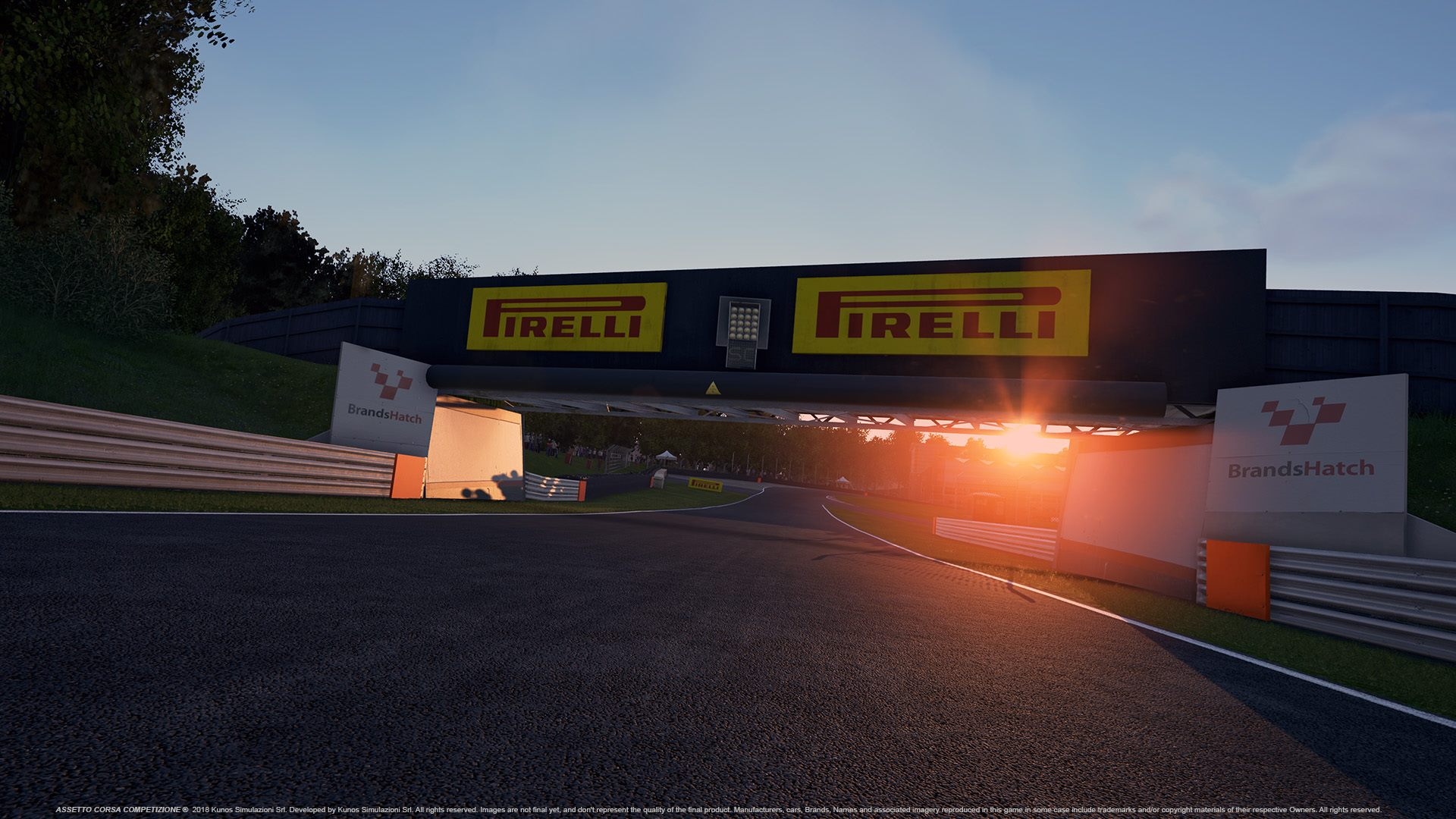 Assetto Corsa Competizione Brands Hatch Remastered May Preview 7