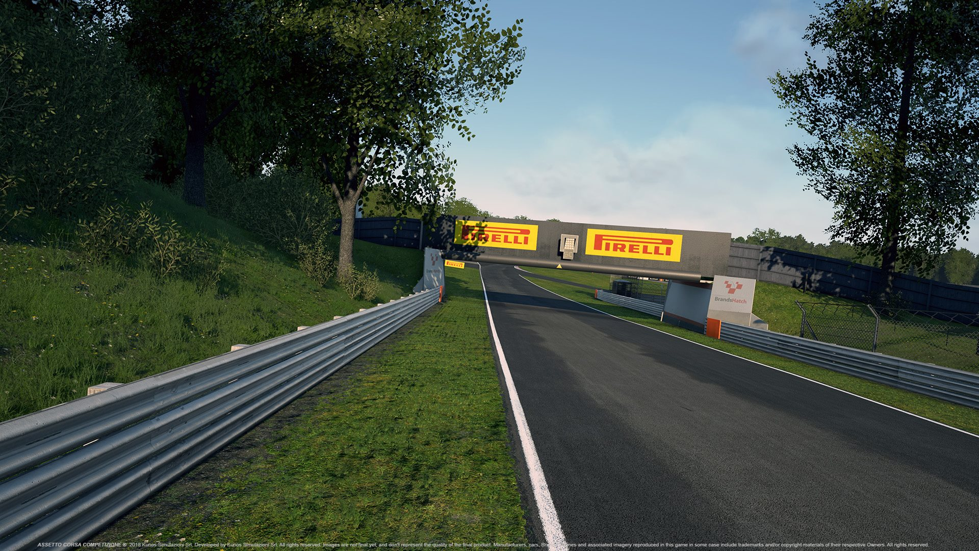 Assetto Corsa Competizione Brands Hatch Remastered May Preview 9