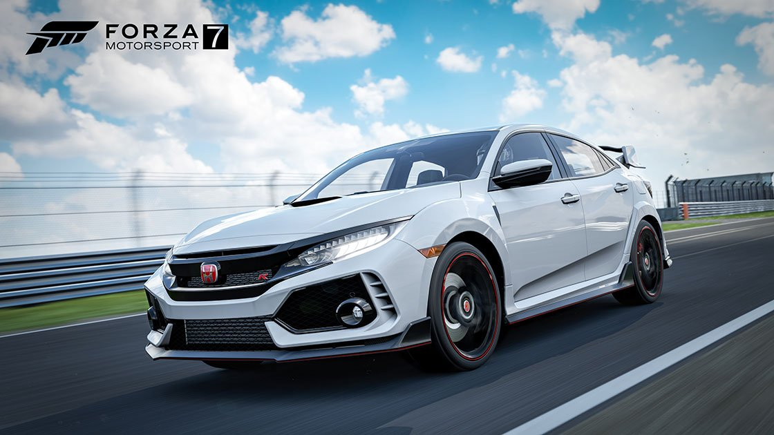 Forza Motorsport 7 2018 Honda Civic Type R 1