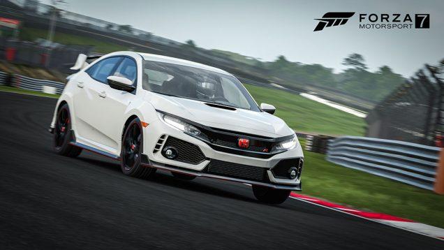 Forza Motorsport 7 2018 Honda Civic Type R 2