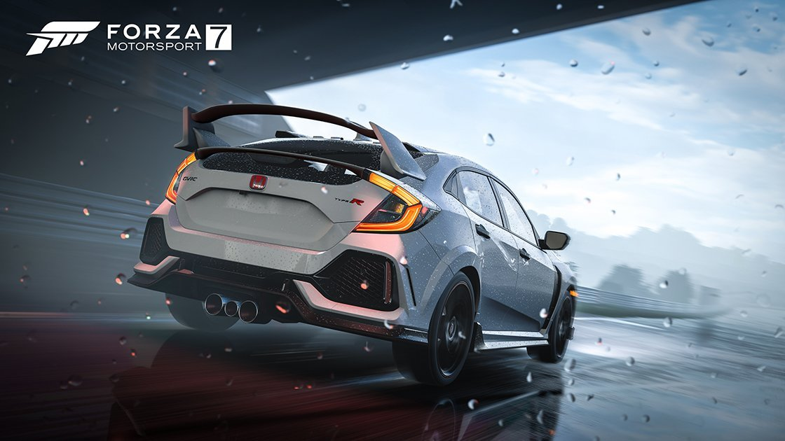 Forza Motorsport 7 2018 Honda Civic Type R 3