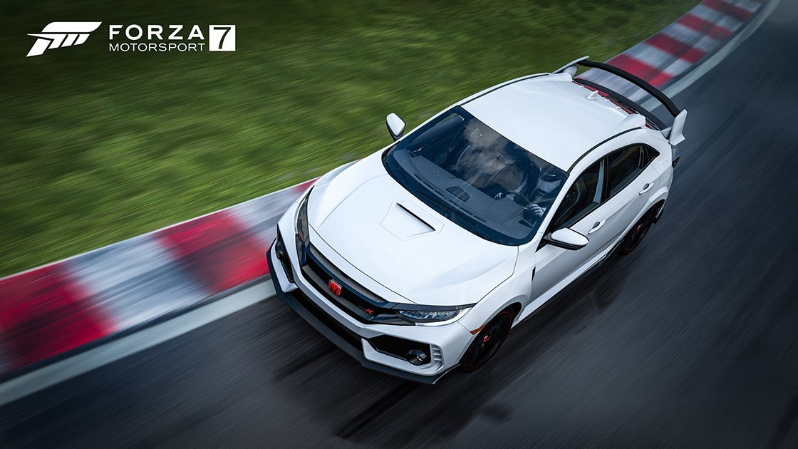 Forza Motorsport 7 2018 Honda Civic Type R 4