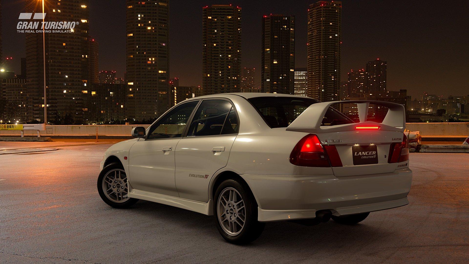 Gran Turismo Sport May update Mitsubishi Lancer Evolution IV GSR '96 (N300) 1