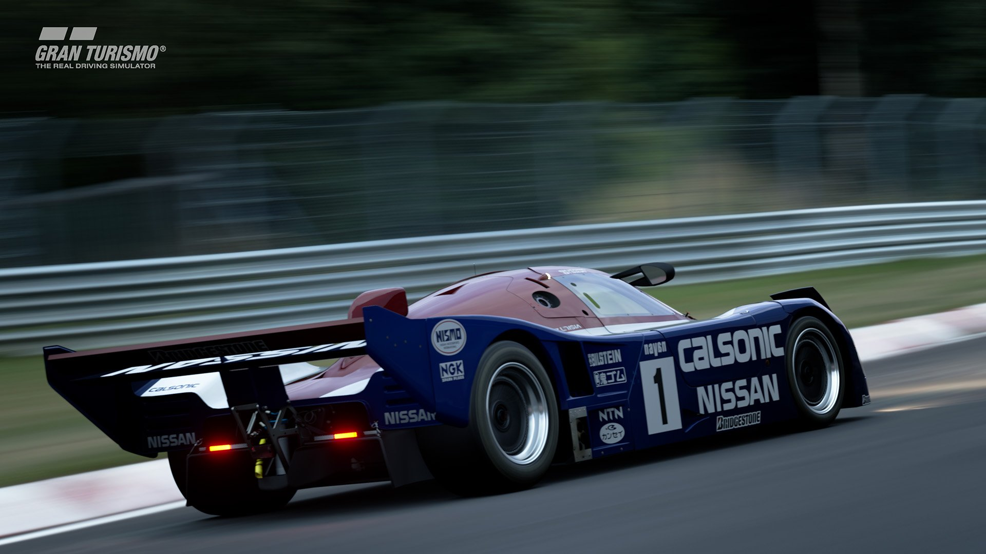 Gran Turismo Sport May update Nissan R92CP '92 (Gr.1) 1
