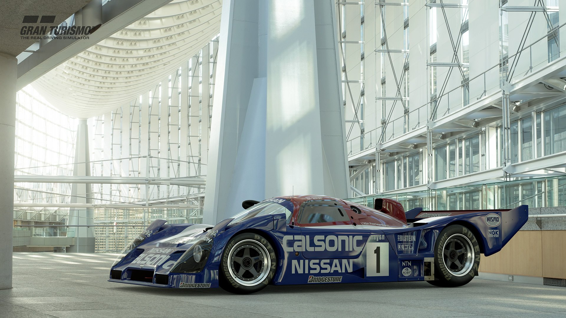 Gran Turismo Sport May update Nissan R92CP '92 (Gr.1) 2