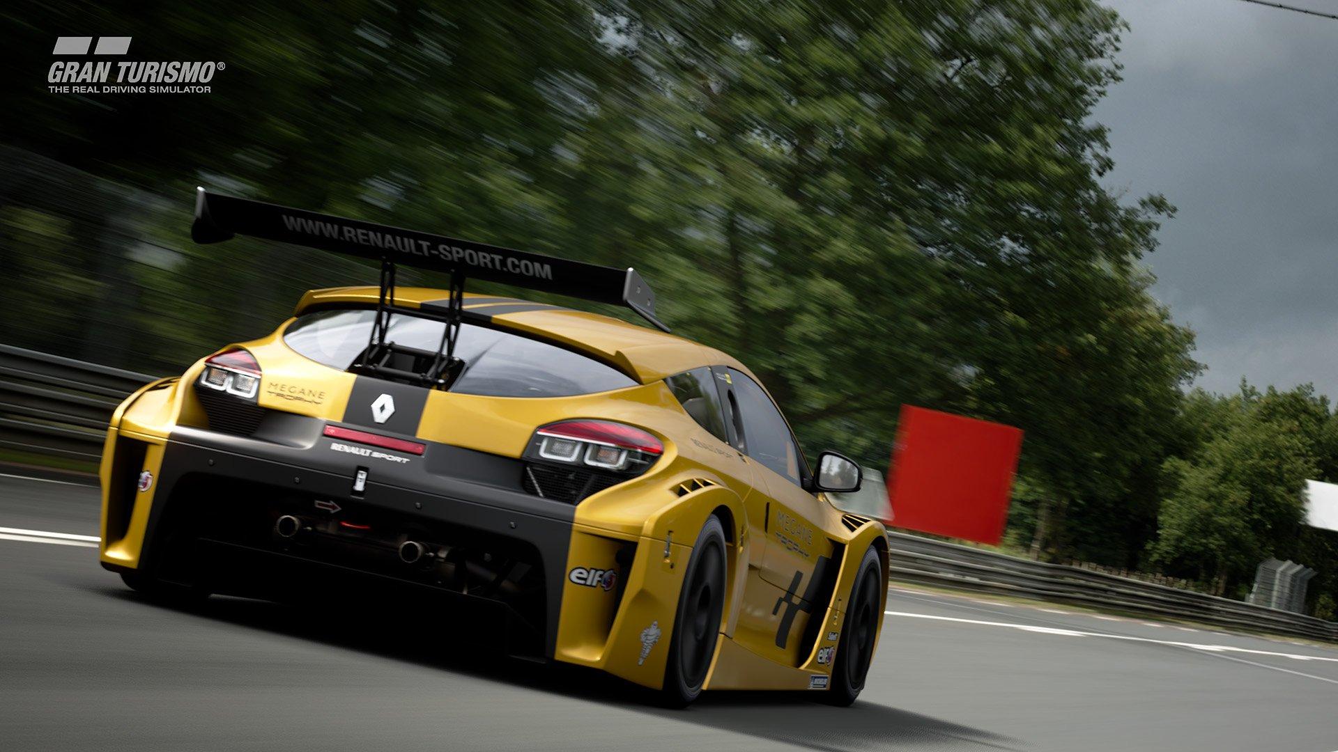 Gran Turismo Sport May update Renault Sport Mégane Trophy '11 (Gr.4) 1