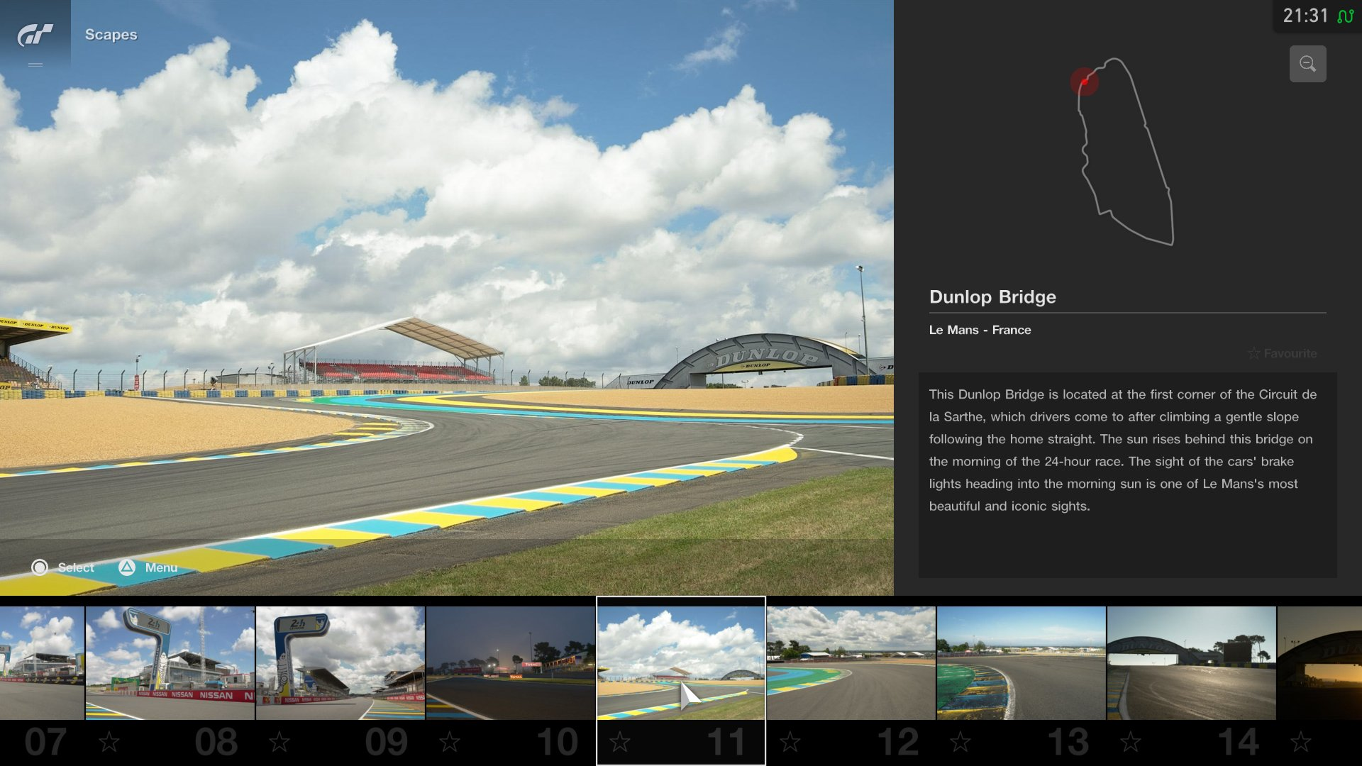 Gran Turismo Sport May update Scapes 1