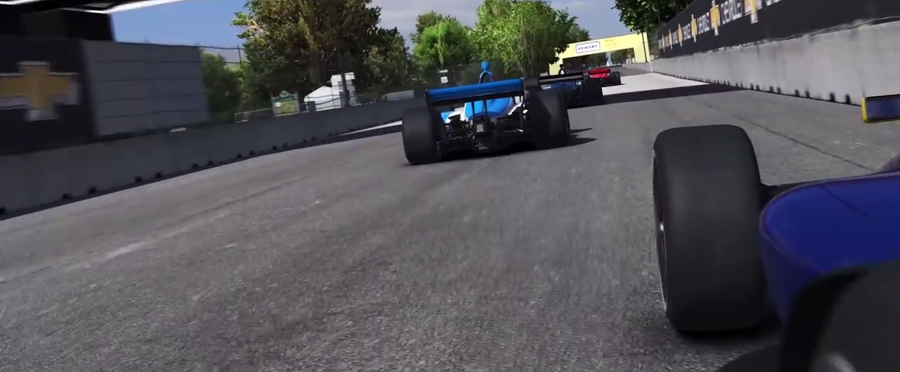 iRacing Belle Isle preview screenshot 3