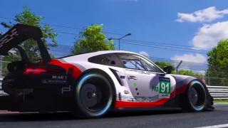 iRacing Porsche 911 RSR Screenshot 1
