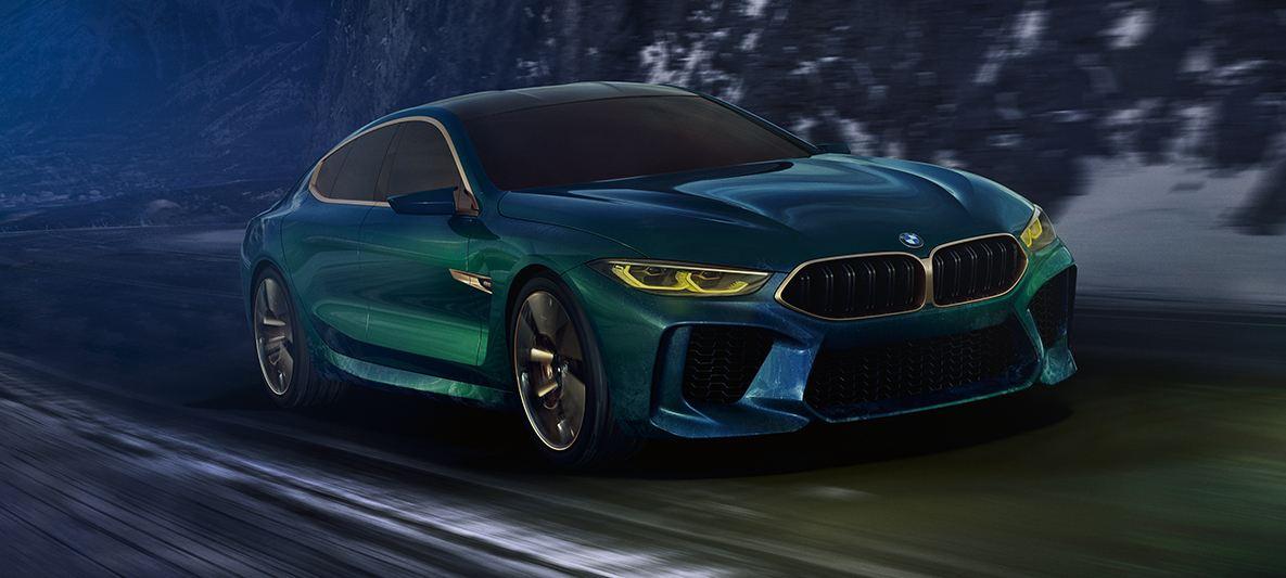 BMW M8 concept