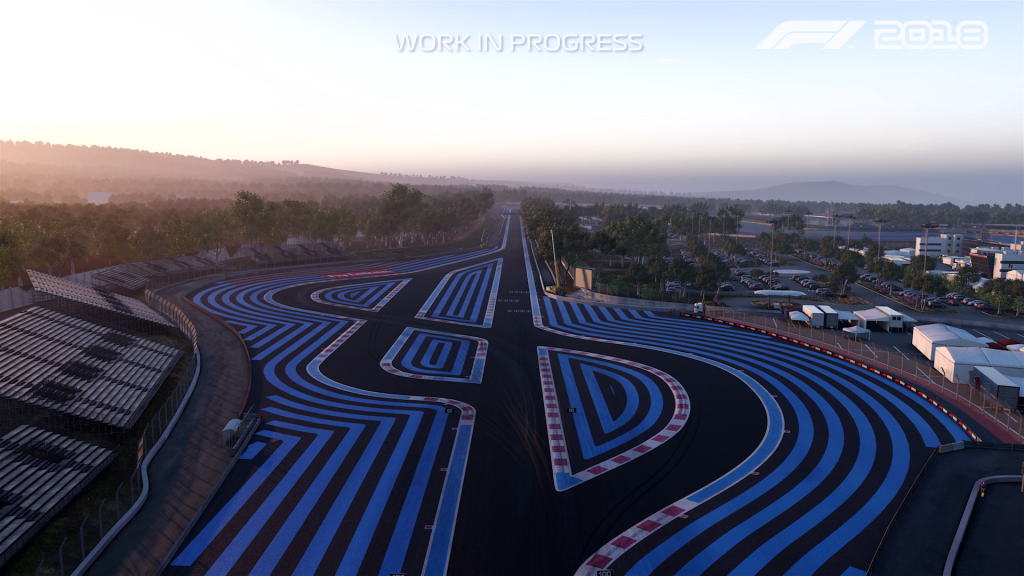 F1 2018 Paul Ricard preview 1