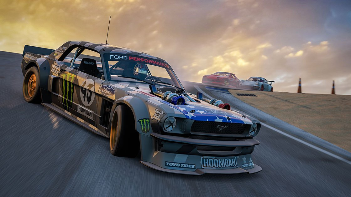 Forza Motorsport 7 June update 1965 Hoonigan Ford Hoonicorn Mustang 2