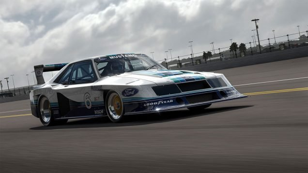 Forza Motorsport 7 June update 1982 Ford #6 Zakspeed Roush Mustang IMSA GT