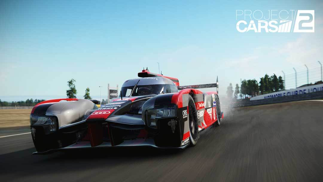 Project CARS 2 Spirt of Le Mans expansion Audi R18 1