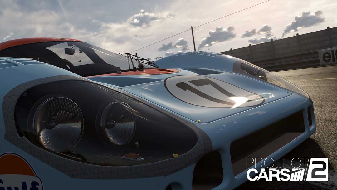 Project CARS 2 Spirt of Le Mans expansion Porsche 917 LH 1